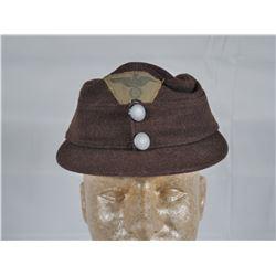 WWII German Organization TODT M43 Cap