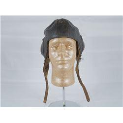 WWII German Luftwaffe Winter Flight Helmet