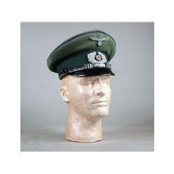 WWII Medical Visor Hat