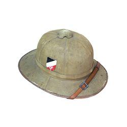 WWII Nazi Navy Pith Helmet