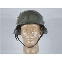 WWII German Army M42 Combat Helmet