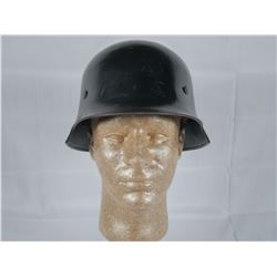 WWII German Fire Police Helmet
