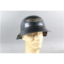 WWII Nazi Luftschutz M39 Gladiator Style Helmet