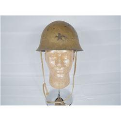 WWII Japanese Army Type 90 Combat Helmet