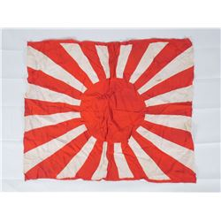 WWII Japanese Navy Rising Sun Flag