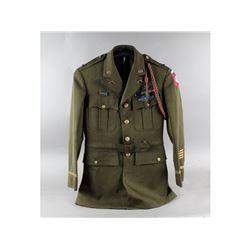 82nd Airborne Lieutenant Tunic