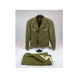 82nd Airborne Ike Jacket and Pants