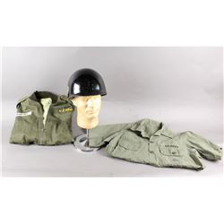 Vietnam Named Army Jacket, etc.