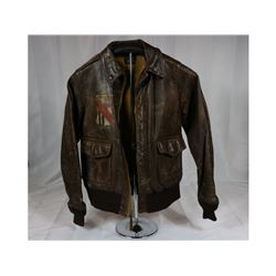 "WWII ""Stinkie"" A2 Flight Jacket"