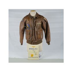 "WWII ""Zupancic"" A2 Flight Jacket"