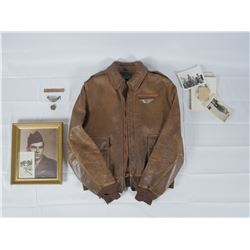 Named WWII Flight Jacket