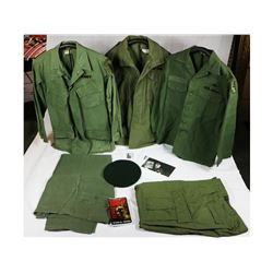 Vietnam-Era Green Beret Grouping