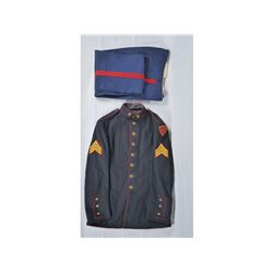 WWII Marine Dress Uniform 3rd Division