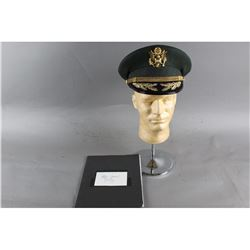 Major General's Visor Hat Vietnam-Era