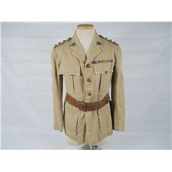 WWII Australian Tunic and Belt
