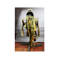 WWII Paratrooper Re-enactor Uniform