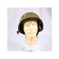 WWII US M1 2 Piece Helmet