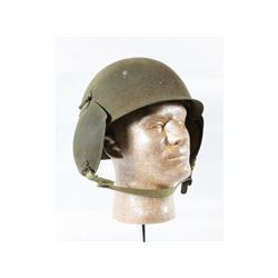 WWII Army Air Force Flack Helmet
