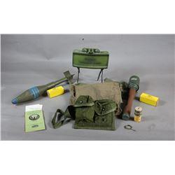 Misc. Mines & Grenade