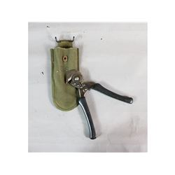 WWII Wire Cutters with Case