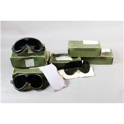 Military Dust Goggles
