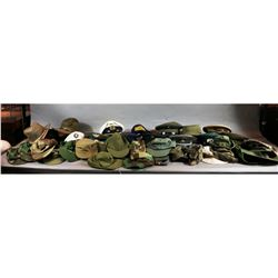 Military Hat Lot