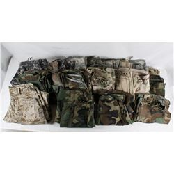 US BDU & DCU Pants Lot