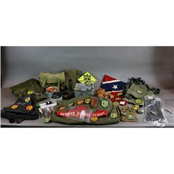 Military Surplus Box Lot