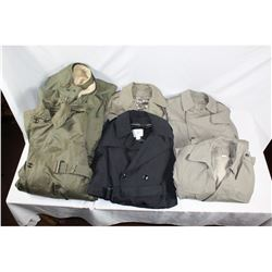 US Coat Lot