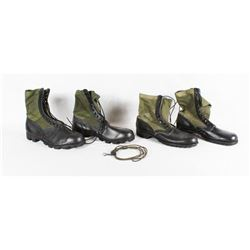 US Jungle Boots 2 Pairs