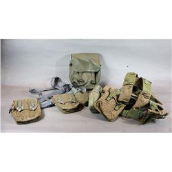East German Gear Lot