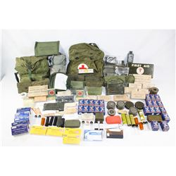 First Aid Kit Lot