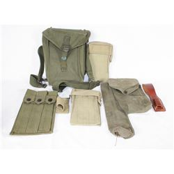 Original US WWI/WWII Field Gear
