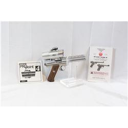 Ruger Mark 2 Target Pistol 22LR