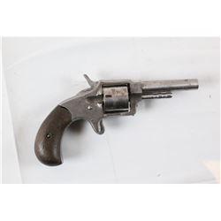 1800's 22 Pocket Revolver