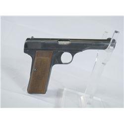 Browning Model 1922 Nazi Marked Pistol