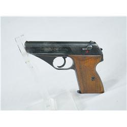 Mauser HSC Pistol
