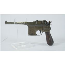 C96 Broomhandle Pistol