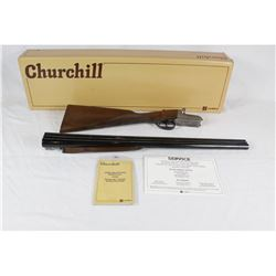 Kassnar Churchill Side By Side Shot Gun