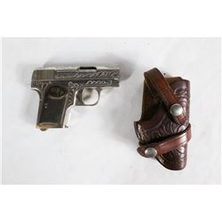 Spanish Automatic (PRINCIPE) Pistol 7.65mm