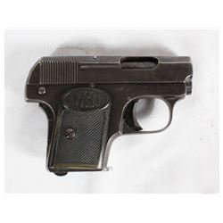 Spanish Libia Semi-Auto Pistol