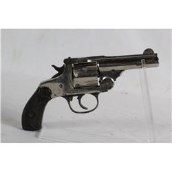 Fyrberg & Co 38 Tip Up Revolver