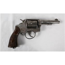 Spanish Smith & Wesson Revolver Copy