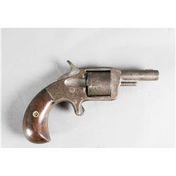 Volunteer .22 Suicide Special Pistol