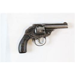 Iver Johnson Tip Up Revolver 32