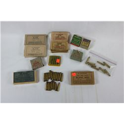 Lot of 150+ Rounds of Blank Ammo