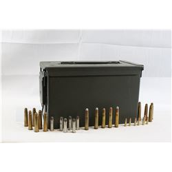 Ammo Can of Misc. Ammo