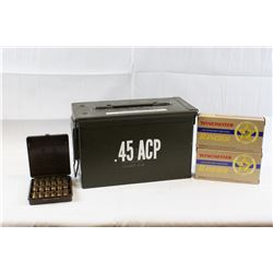 Ammo Can of .45ACP