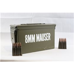 200 Rounds of 8mm Mauser