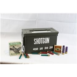 Ammo Can of Misc. Shotgun Ammo